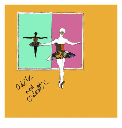 Yinka Shonibare CBE, 'Odile and Odette', 2016