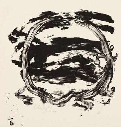 Günther Uecker, 'Hiob Seite 18', Unknown