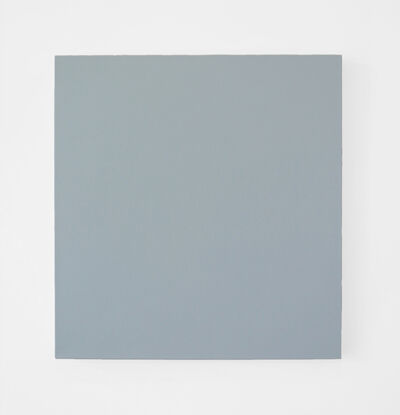 Marcia Hafif, 'Pacific Ocean Painting - Payne's Grey (Rembrandt)', 2000
