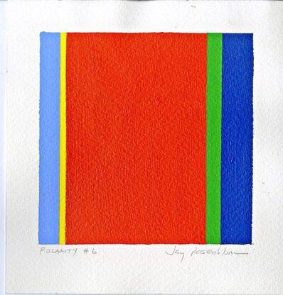 Jay Rosenblum, 'POLARITY  #6', 1981