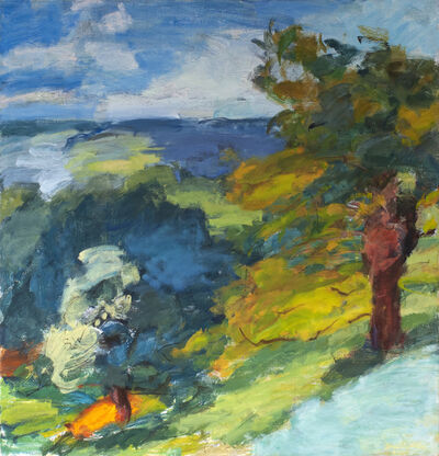 Henry Finkelstein, 'Hills Above Bragoux II', 2018