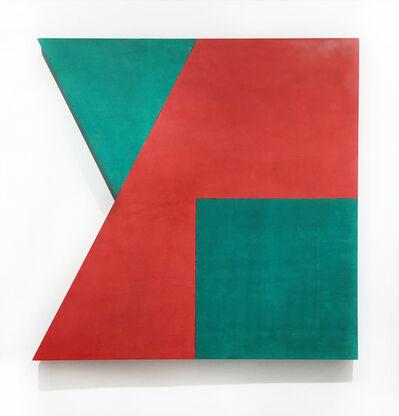 Cruz Novillo, 'Acoplamiento 1. V', 1974-1977