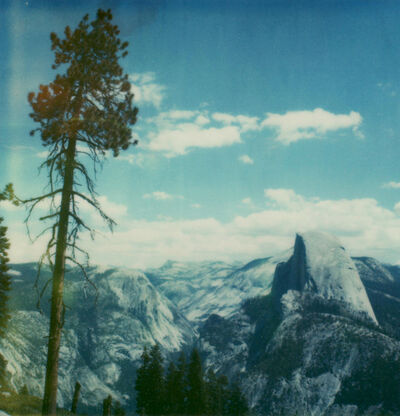 Carmen de Vos, 'Yosemite #134 - from the series US Road trip Diary ', 2007