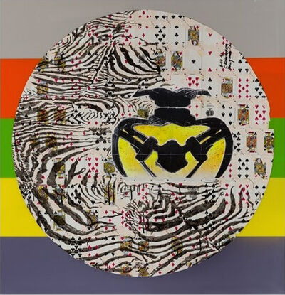 Christof Kohlhöfer, 'Spielkarten', 1991