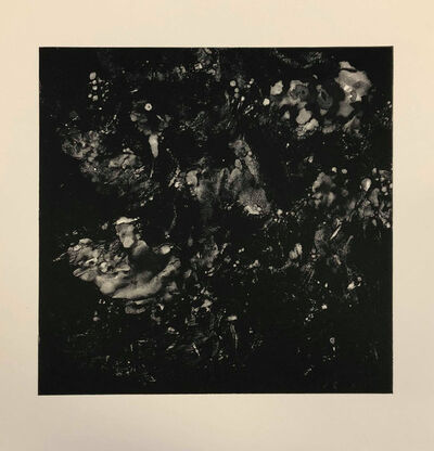 Fiona Davey, 'untitled (gesture of print)', 2018