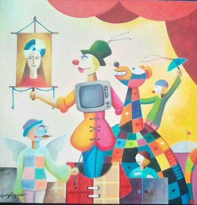 Jorge Cajueiro, 'O Circo', 2019