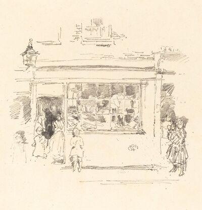James Abbott McNeill Whistler, 'Drury Lane Rags', 1888