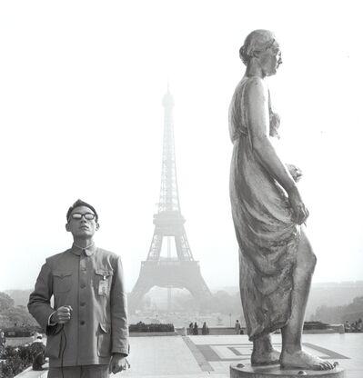 Tseng Kwong Chi, 'Paris, France', 1983