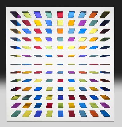 "Mauro Perucchetti, '1AP1M1"" (Perspective Panel)', 2014"