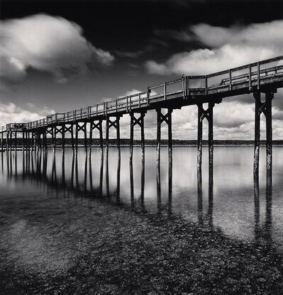 Michael Kenna, ' Joemma Beach, Study 4, Key Peninsula, Washington, USA', 2017