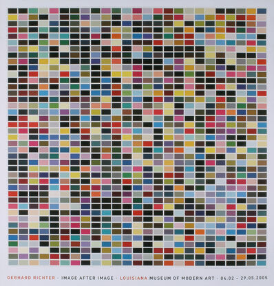 Gerhard Richter, '1025 Colors (1025 Farben)', 2005