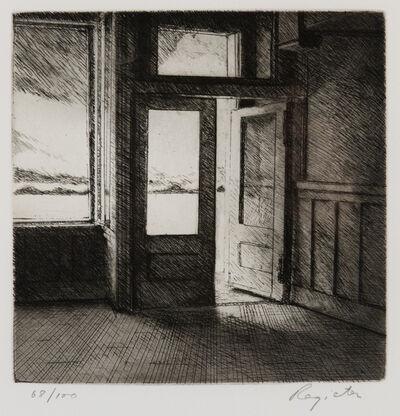 John Register, 'Wasteland Hotel', 1990
