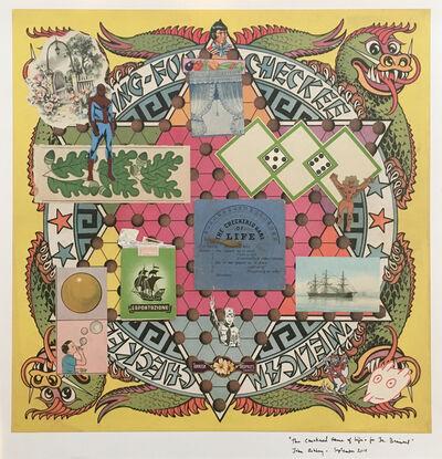 John Ashbery, 'The Checkered Game of Life – for Joe Brainard', 2016