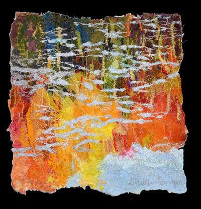 Dianne Shullenberger, 'Pond Pattern 3'