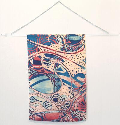Michelle Hammer, 'Bleach Textile', 2017