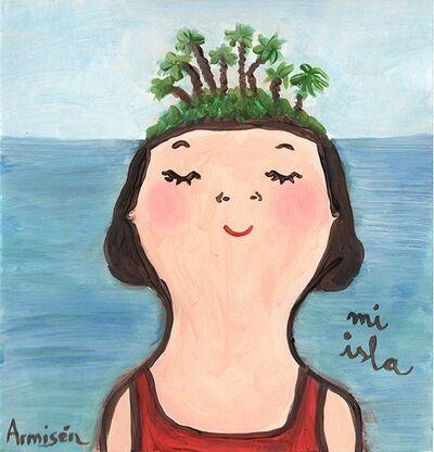 Eva Armisen, 'My Island', 2016