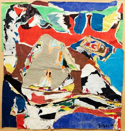 Asger Jorn, 'Le Bateau Bouche', 1968