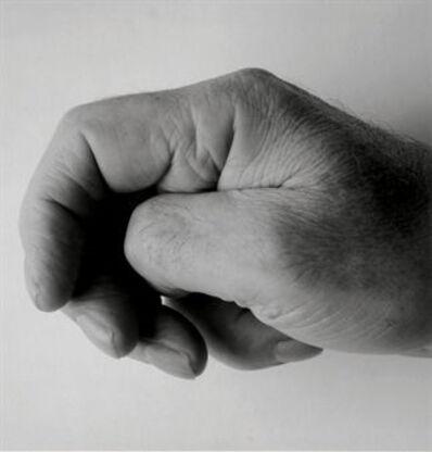 John Coplans, 'Self Portrait (Clenched Thumb II)', 1988