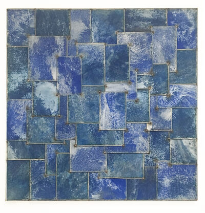 Nathan Slate Joseph, 'Mixed Blue', 2006