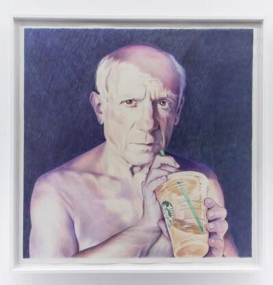 Eric Yahnker, 'Picassocino', 2016