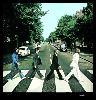 Iain Macmillan, 'The Beatles 'Abbey Road' cover', 1972
