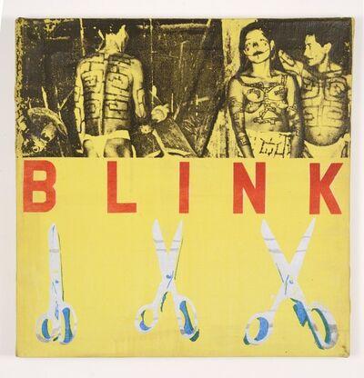 Alison Knowles, 'Blink', 1963