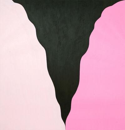 Osamu Kobayashi, 'Silhouette Canyon', 2017
