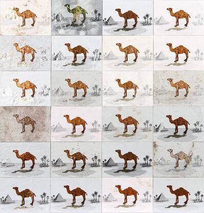 Robert Larson, 'Silver Camels', 2013