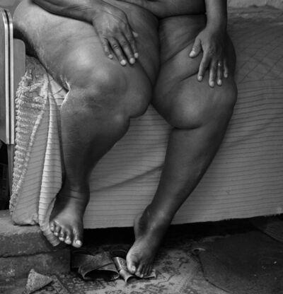 David Goldblatt, 'Woman on her bed, Yeoville, Johannesburg. December 1983', 1983