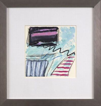 Ida Kohlmeyer, 'Ten Inch Square #4', 1992