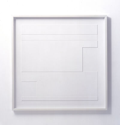 Alan Reynolds, 'Structures Group III (10)', 1989
