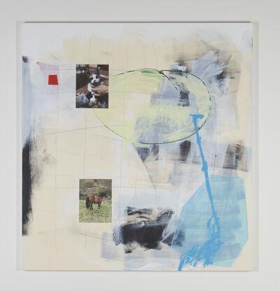 Páll Haukur Björnsson, 'untitled (binky & horse)', 2019