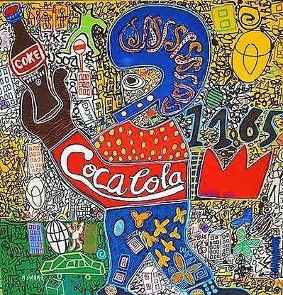 SAADIO, 'Si t'as soif, Coca-Cola ', 2018