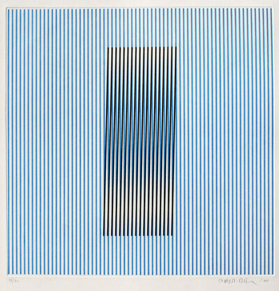 Carlos Cruz-Diez, 'Induction Du Jaune', 2011