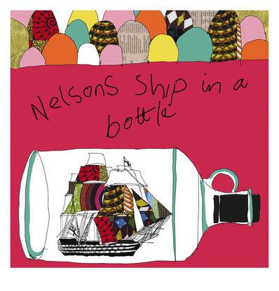 Yinka Shonibare CBE, 'Nelson's Ship in a Bottle (Red)', 2016