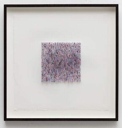 Lars Christensen, 'Organic square#02 (purple)', 2016