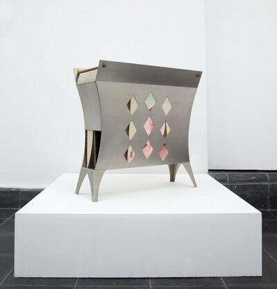 Marc Camille Chaimowicz, 'Magazine rack', 2014