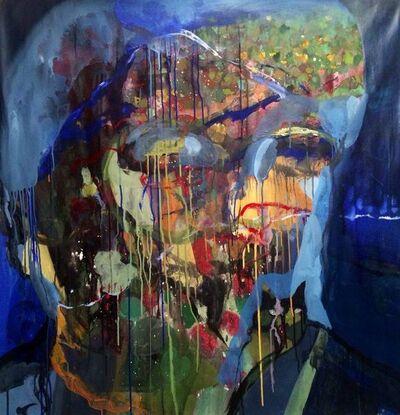 Mutaz Elemam, 'Portrait (from Nile River Reflection)', 2015