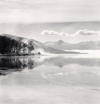 Michael Kenna, 'Kussharo Lake, Study 5, Hokkaido, Japan', 2002