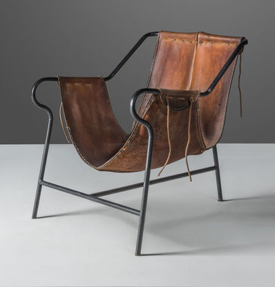 Lina Bo Bardi, ''Tripé', a rare armchair', designed 1948