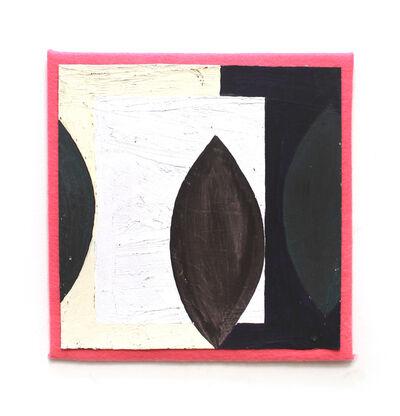 Julia Rooney, 'Pointip (pink)', 2019