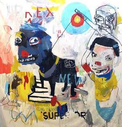 Starsky Brines, 'REXNEW', 2015