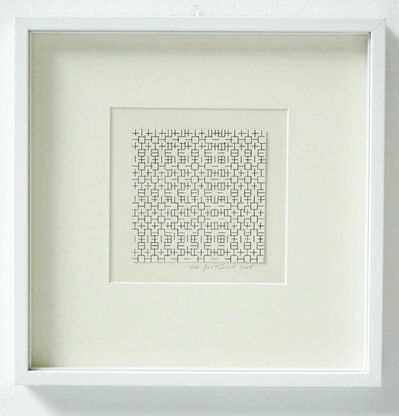 Ode Bertrand, 'Miniature ', 2005