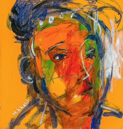 Mohamed Saleh Khalil, 'Portrait #1', 2016