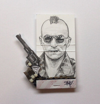 matchbox artists, 'Taxi Driver', 2016