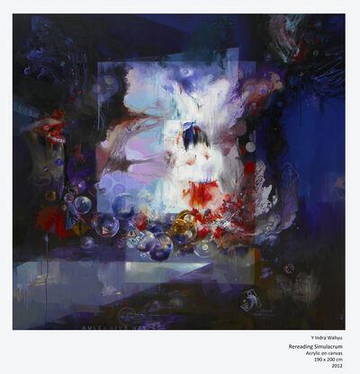 Y Indra Wahyu N, 'Reading Simulacrum', 2012
