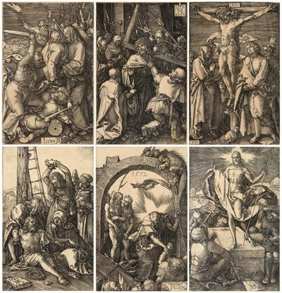 Albrecht Dürer, 'The Engraved Passion', 1507-1513