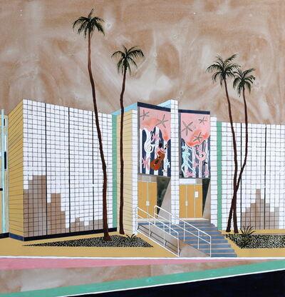 Charlotte Keates, 'Cultural Corridor', 2017