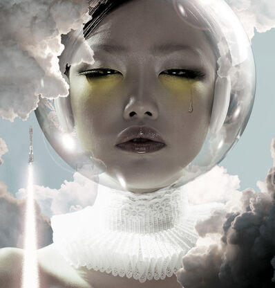 Chen Man, 'Vision N°2 Bulle', 2008