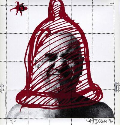 Michel Hosszu, 'AUTOGRIMACE I#017', 1997